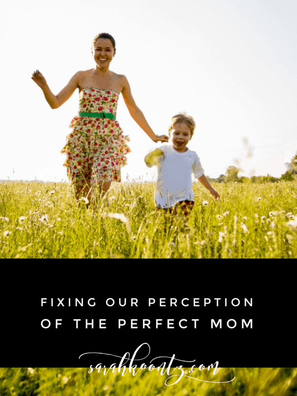 The perfect mom knows how imperfect she is, and instead of beating herself up for it, she asks God to fill in the gaps. None of us has ever met a truly perfect mother, but we all have access to a perfect Heavenly Father. Invite His perfect perspective into your motherhood and you will discover what it means to be a perfectly imperfect mom.