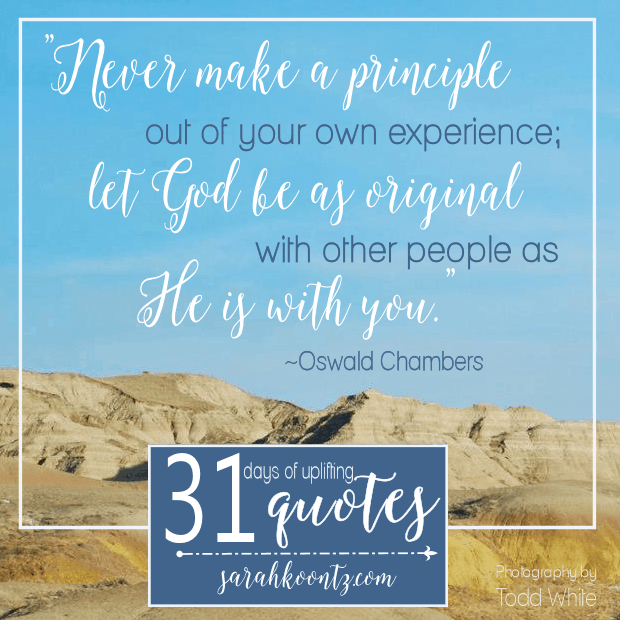 """Quote #5. The Legacy of Oswald Chambers: Learn about the man (and women) behind """"My Utmost for His Highest,"""" Oswald Chambers and his wife """"Biddy"""". #write31days"""
