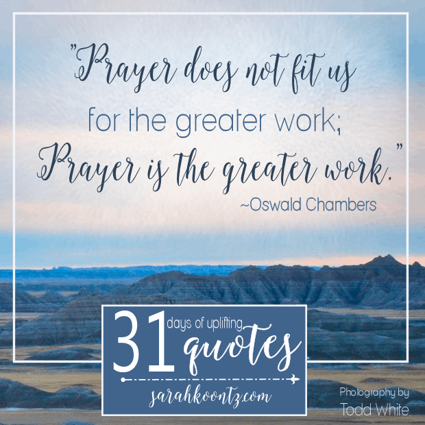"""Quote #6. The Legacy of Oswald Chambers: Learn about the man (and women) behind """"My Utmost for His Highest,"""" Oswald Chambers and his wife """"Biddy"""". #write31days"""