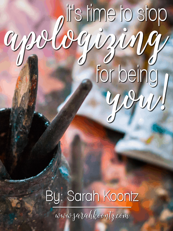 There is no part of you worthy of an apology. It is time for women to STOP apologizing START accepting themselves. Including me.... Christian | Woman | Encouragement | Hope | Truth | Verses | Women Inspired | Healing | Faith | Powerful | Inspirational and encouraging words of faith