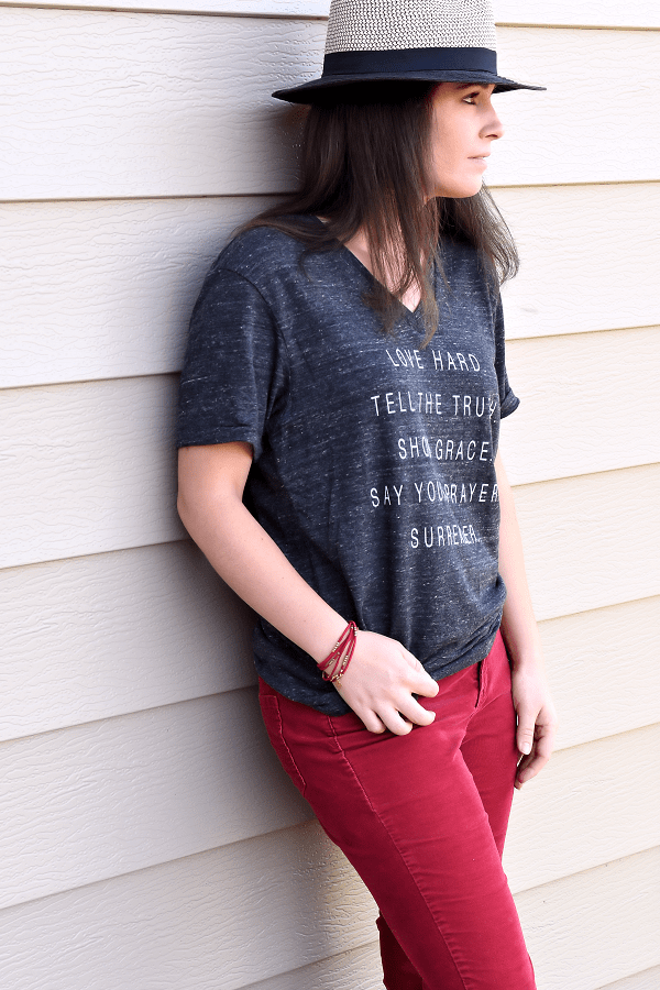 """The owners of Simply Bliss Boutique are committed to creating clothing that is modest and affordable, but their shop is about so much more than the clothes. They are all about sharing the message that women are beautiful, modesty is desirable, and faith is wearable. Their mission statement is straight out of the Bible! """"She is clothed with strength and dignity."""" -Proverbs 31:25 