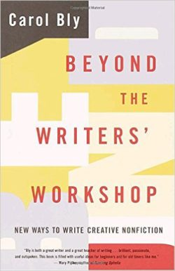 Carol Bly combines techniques from social work, psychotherapy, and neuroscience with traditional teachings of metaphor, dialogue, and pace. Her purpose is to give writers practical advice and constructive help, enabling them to improve their work from within.