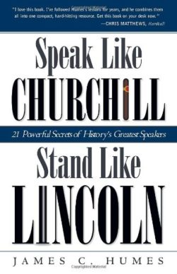 The author of this book was a speechwriter for 5 different presidents and a personal friend of Winston Churchill. This valuable and practical guide shows you how great leaders through the ages used simple yet incredibly effective tricks to speak, persuade, and win throngs of fans and followers.