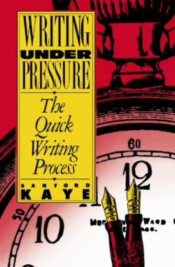 The author of this book co-founded the Writing Program at MIT; need I say more? He created a system for writing under pressure that is simple and duplicatable. This book helps writers produce clear, honest, and powerful work regardless of time constraints and external pressures.