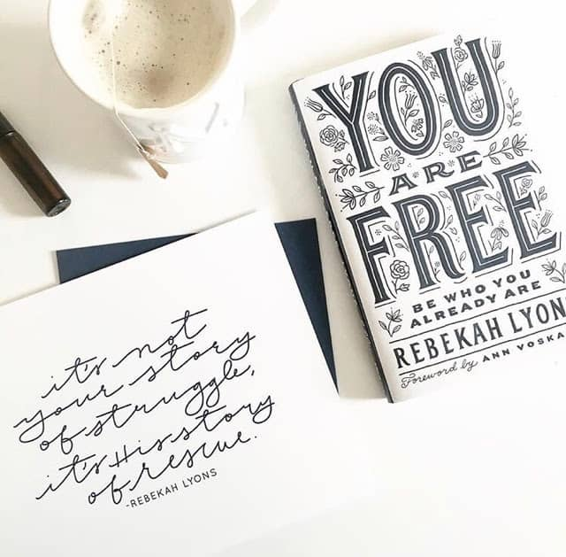 Freedom is for everyone who wants it—the lost, the wounded, and those weary from striving. It's for those who gave up trying years ago. It's for those who are angry and hurt, brilliant and burnt. You are the church, the people of God. You were meant to be free. YouAreFreeBook.com
