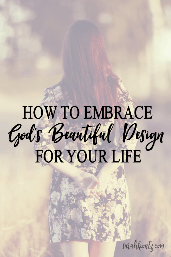Understanding God's design has brought so much freedom and joy to my life, and I cannot wait to share these rich biblical truths with you. If you are weary and worn, tired of rushing through life and in desperate need of rest and refreshment, you are going to love these short (20-30 minute) video lessons! Christian Speaker | Women's Retreat Speaker | Church Ministry | Women's Bible Teacher | Sarah Koontz, Inspirational Christian Speaker