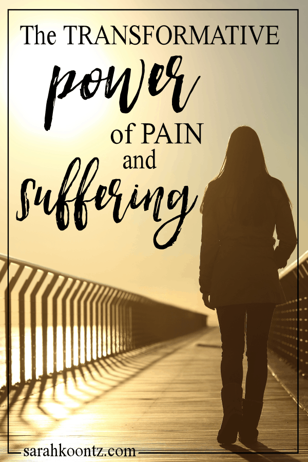 Recently, I witnessed a friend experiencing a depth of pain that caused my heart to shatter in sympathy. Her struggle touched a place in me that remembers, all too well, how debilitating and life altering pain can be. Her pain was ugly, unfair, and undeserved. This caused me to revisit my own personal wrestling match with why God allows pain and suffering in the lives of His children. Christian Woman | Christian Living | Grief and Loss