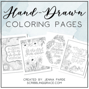 Hand-Drawn Coloring Pages for the Free Online Bible Study of King Solomon