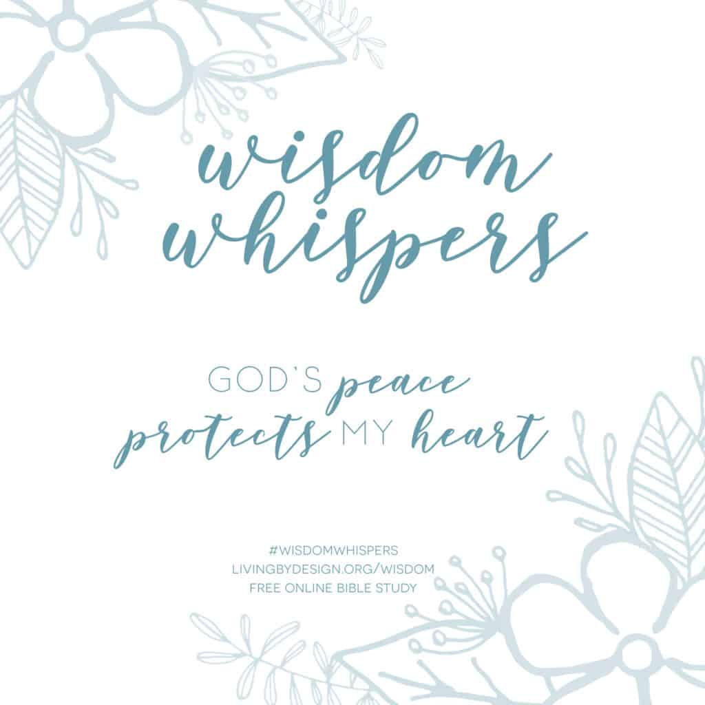 Wisdom Whispers | Free Online Bible Study for Women