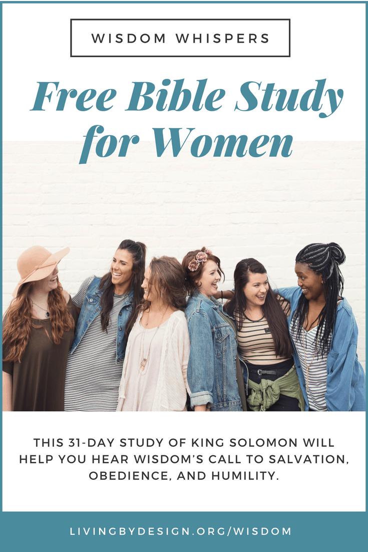 7 Reasons to Study King Solomon + Free Bible Study for Women