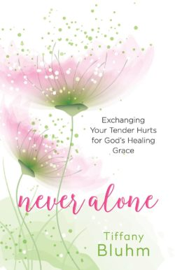 Never Alone Christian Fiction by Tiffany Bluhm