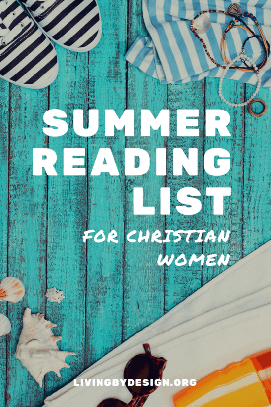 In this article, I'll be sharing three Christian historical fiction authors I'm currently loving and four must-read non-fiction titles of 2018. Once we get through all that, you'll get exclusive access to my downloadable summer reading list for Christian women (my top 36 picks). I hope you spend many hours this summer relaxing and enjoying these books that have brought so much joy to my life.
