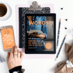 An Invitation to Make Room for Jesus in 2019 + Free WORD30 Kit