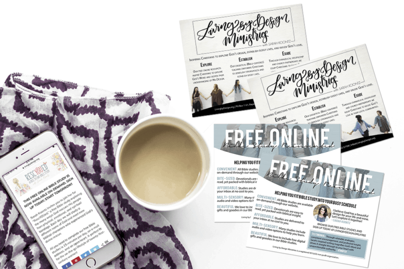 FREE Bible Study Material + Cute Inspirational Mugs = A Fun Way to Pay It Forward!