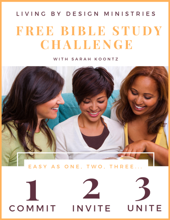 Our Free Bible Study Challenge was crafted to help you take the next step in your Bible study journey, no matter where you are starting from! If you don't currently have a Bible study routine, we will help you establish one. If you don't currently have a Bible study community, we will equip you to build one. If you aren't currently experiencing unity with other Christians, we will inspire you to pursue it. #biblestudy #christianwomen #community
