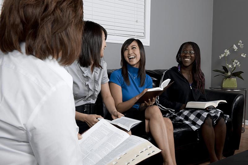 Group of Christian Women Studying the Bible together | Three Reasons the Old Testament is Still Relevant