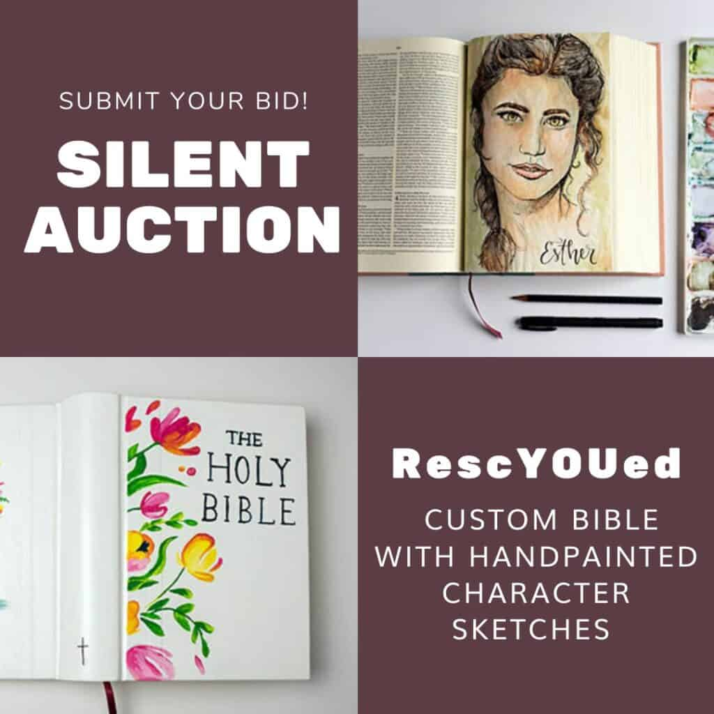 Submit your bid in our silent auction | Double your impact this giving season