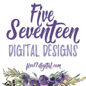 Five Seventeen Digital Designs