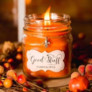The Good Stuff Candles