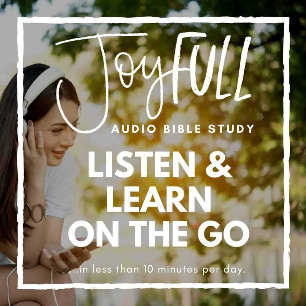 Free Philippians Study Audio Version