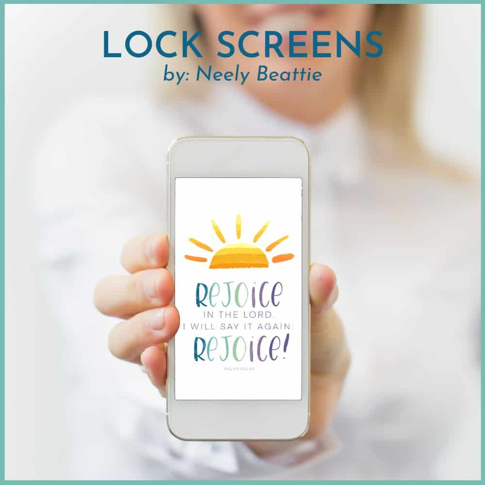 Free Philippians Study JoyFULL Lock Screens Free Gifts