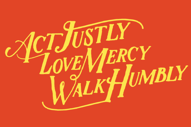 Act Justly, Love Mercy, Walk Humbly | 4 Leadership Principles from the Life of Billy Graham