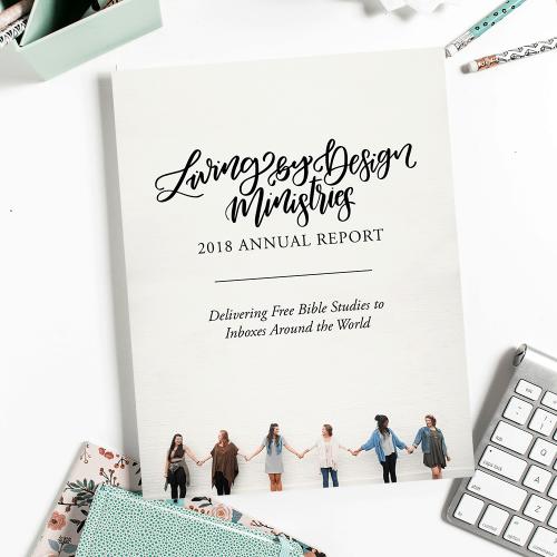 annual report mockup square