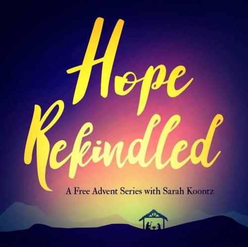 hope rekindled square final