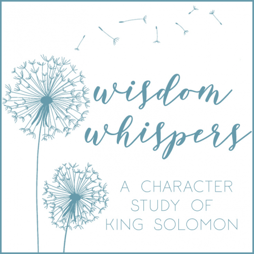 wisdom whispers square